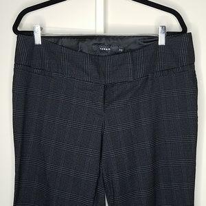 Torrid size 12 plaid dress pants